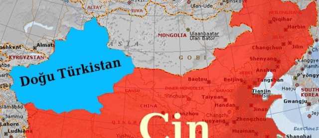 Çin'den Türkiye'ye Doğu Türkistan