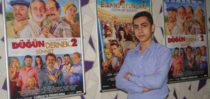 Aksaray Sinemayı Sevdi...