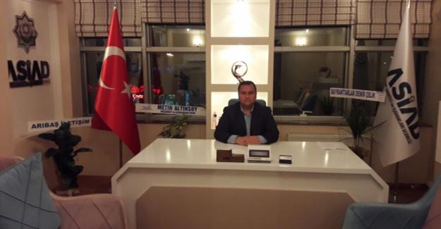 ASİAD: Güçlü bir Türkiye İçin 'Biz de Varız'