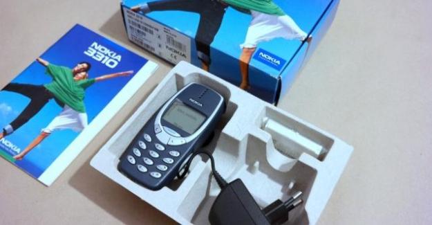 Nokia 3310 geri dönüyor