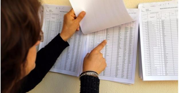 Seçmen listelerini kontrol etmeyi unutmayın