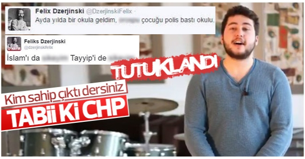 İslam'a küfreden Ali Gül'e CHP'li vekil sahip çıktı