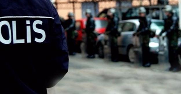 Aksaray'da Terör operasyonunda 9 zanlıdan biri tutuklandı