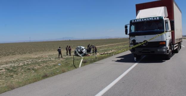 2 Ayrı trafik kazasında 1 ölü, 3 yaralı
