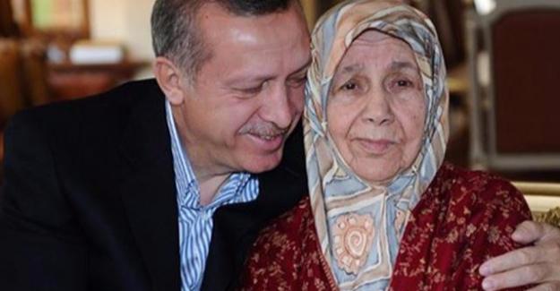 Cumhurbaşkanı Erdoğan'dan anlamlı Anneler Günü mesajı