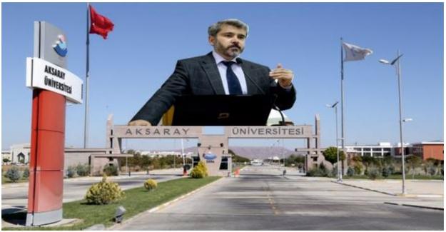 Aksaray Üniversitesi'nin durumu içler acısı