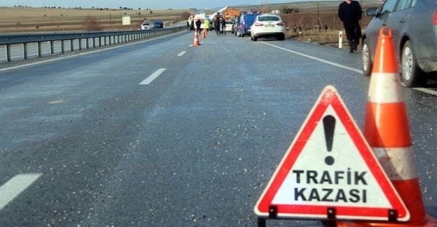 Aksaray'da trafik kazası 1 ölü