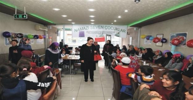 'Namazı Seven Çocuklar' projesi başlatıldı