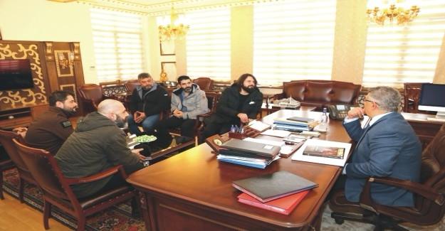 Osmanlı ve Fatih Sultan Mehmet'i anlatan film projesi Aksaray'da başlıyor