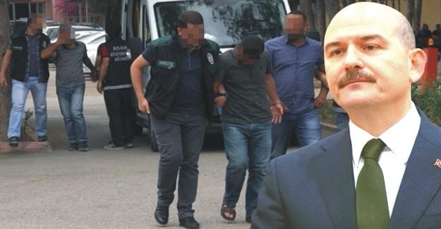 İçişleri Bakanı Süleyman Soylu'dan talimat:  Kırın ayağını, suçu bana atın