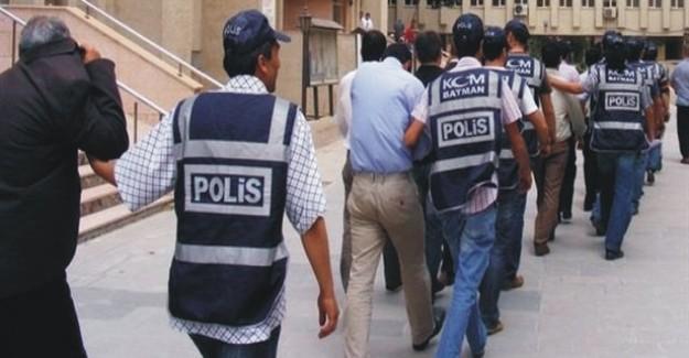 Aksaray merkezli FETÖ operasyonunda 20 gözaltı