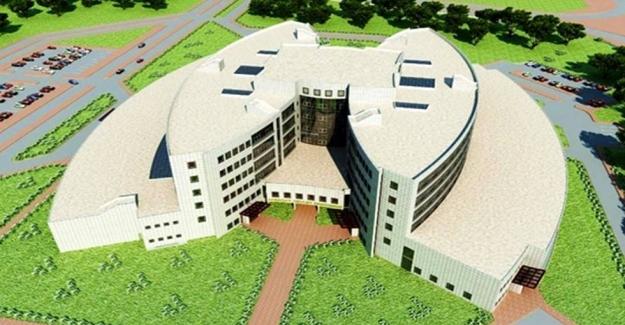 Yeni Hastaneye 200 Yataklı EK Bina