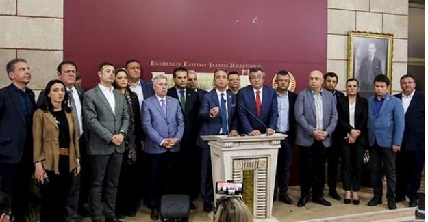 CHP'den İYİ Parti'ye gönderilenler yine istifa edecek