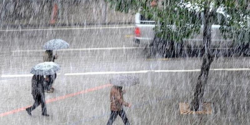 Meteoroloji'den Kuvvetli Kar Yağışı Ve Fırtına Uyarısı