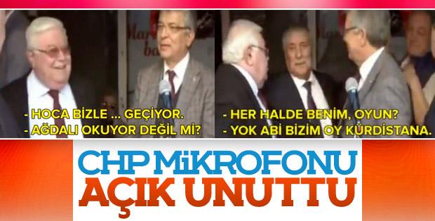 CHP'liler müezzine hakaret etti