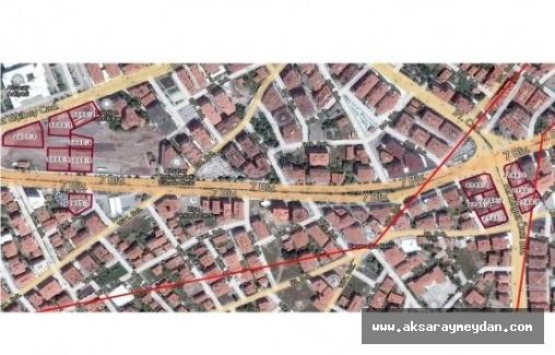 Aksaray'da 83.4 milyon TL'ye icradan satılık 15 arsa!