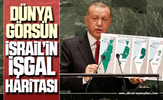 Cumhurbaşkanı Erdoğan'ın BM konuşması