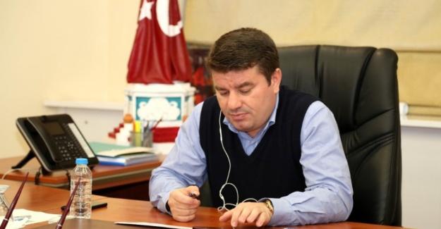 Başkan Dinçer, TRT Radyo 1'in canlı yayın konuğu oldu