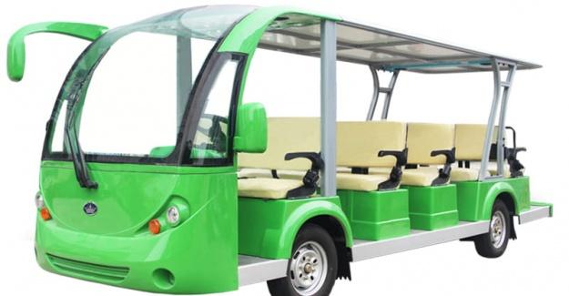 Mezarlıklara, Elektirikli yolcu taşıma aracı isteniliyor