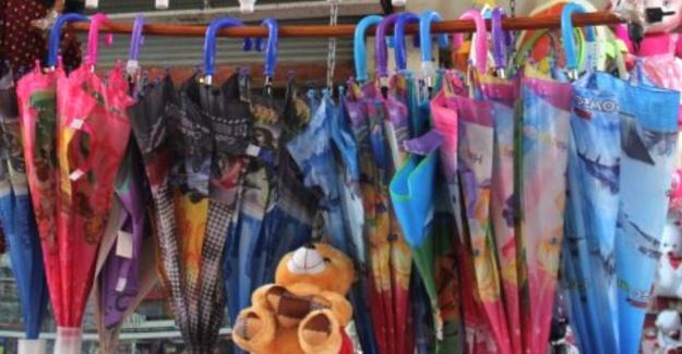 Şemsiye Fiyatları Çıldırdı