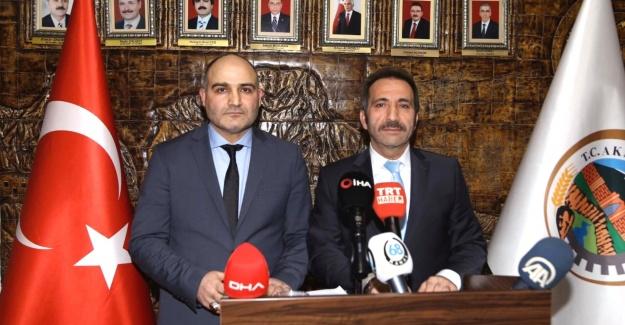 Aksaray Valisi Ali Mantı'dan Korona Virüsü açıklaması