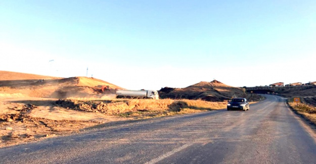 Nihayet Aksaray-Ortaköy yolu tamamlanıyor