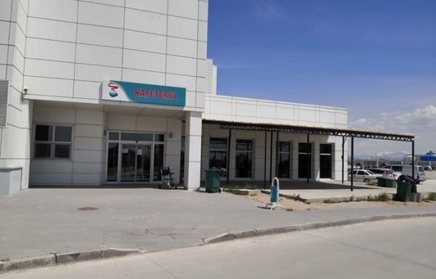 Hastane kantininde işçiler adeta gasp edildi