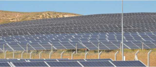 Türkiyenin En Büyük Güneş Enerji Santrali Kuruldu