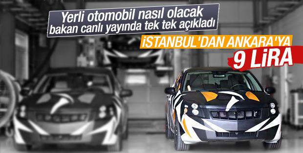 İstanbul Ankara arası 9 lira