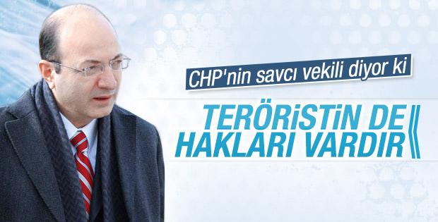 Cihaner: Teröristlerin de hakları vardır