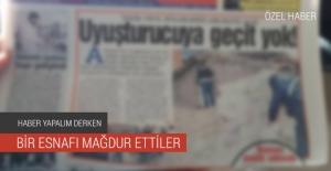 Aksaraylı Esnafı mağdur ettiler