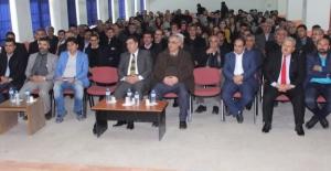 Eğitim sistemi ve Değerlerimiz konferansı
