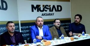 MÜSİAD büyüyen Türkiye'nin yeni gücüdür