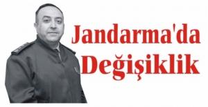 Jandarma'da değişiklik