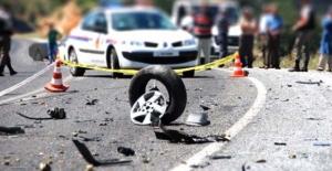 Aksaray'da kamyonla tır çarpıştı 1 kişi yaralandı