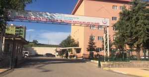 Kadın doğum ve çocuk hastanesi'nde sıra çilesi
