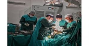 Ortaköy Devlet Hastanesinde bir ilk Diz protezi ameliyatı yapıldı