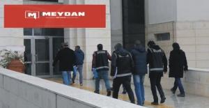 Aksaray'daki suç örgütü üyelerine operasyon