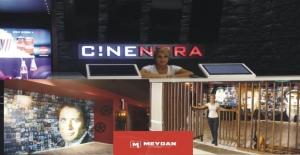 CINENORA sineması açılıyor