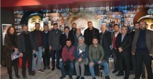 Nora Cıty Gazetecileri Unutmadı