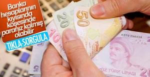 TMSF'den bankalarda para unutanlara uyarı