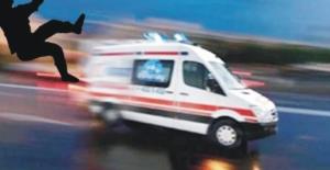 6. Kattan düşen imam ağır yaralandı