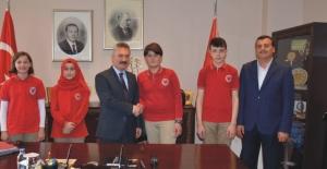 Öğrencilerden Karabağ'a ziyaret