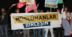 """Aksaray'da """"Dünya Kudüs Günü"""" Etkinliği Düzenlendi"""