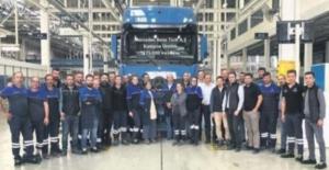 33 yılda 275 bin kamyon üretti
