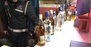 Alkollü mekanlar denetlendi