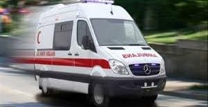 5 Farklı kazada 15 kişi yaralandı