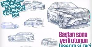Yerli otomobilin tasarım süreci