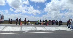 Konya yolunda kaza 1 ölü