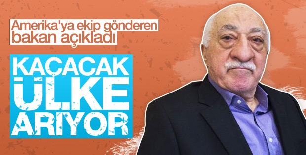 Bakan Bozdağ: Gülen hakkında istihbarat var